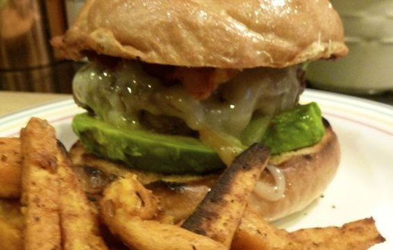 Beef And Andouille Burgers With Asiago Cheese Recipes — Dishmaps