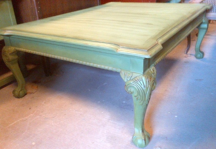 Claw Foot Coffee Table Apartment House Decor Pinterest