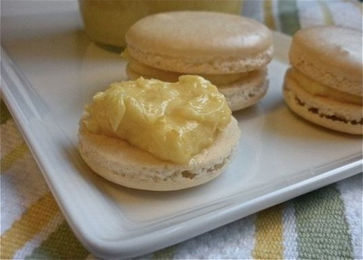 MEYER LEMON MACARONS Your Best Almond Macaroons Contest Winner!