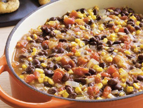 Black Bean- Pumpkin Soup - Serve your family with this soup made with ...