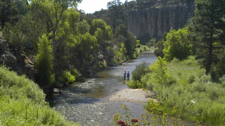 Pecos river new mexico vacation october 2013 pinterest for Pecos river fishing