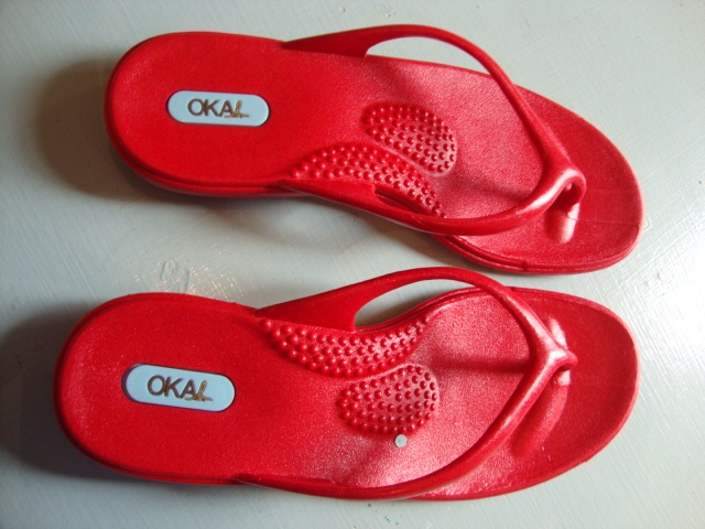 Here's some of our OKA.b shoes...they are so comfortable!