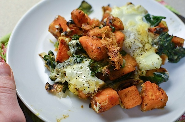 Sweet Potato Hash | Recipes: Entrée - Meatless | Pinterest