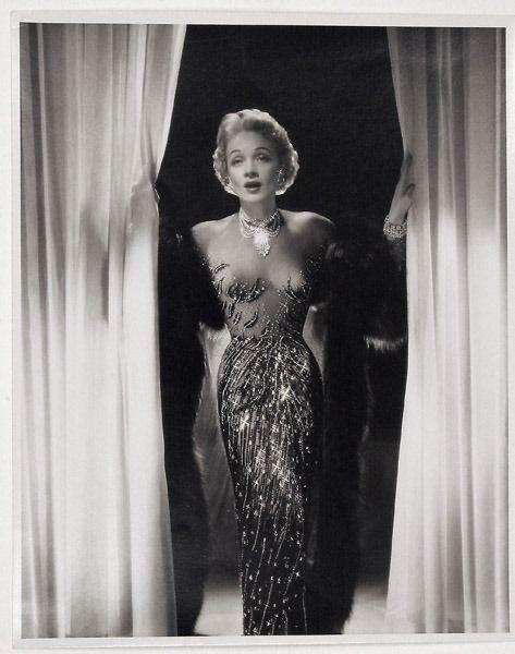 Marlene Dietrich, Las Vegas by John Engstead