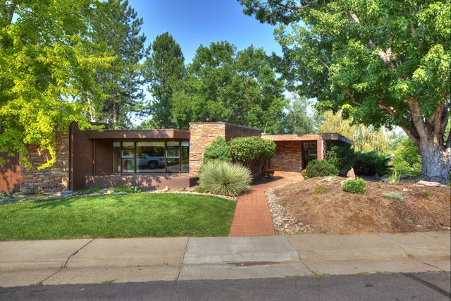 Pin By Modern Colorado Homes On Mid Century Modern Homes