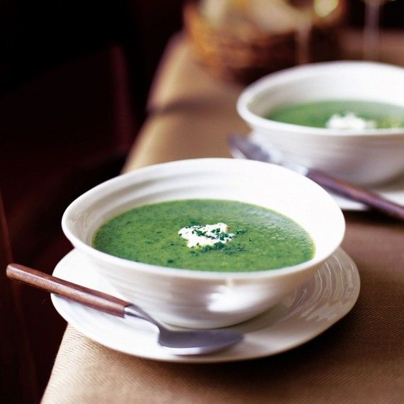 Watercress soup | Recipe