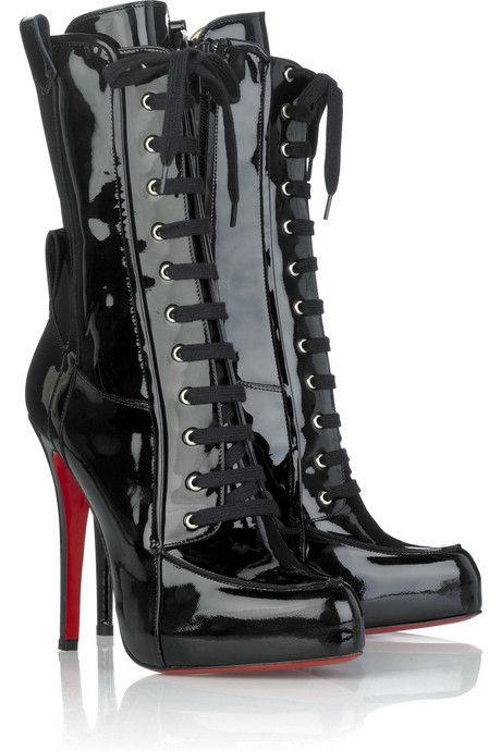 Christian Louboutin Boots...!