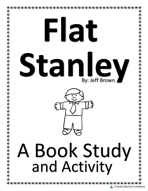 Flat Stanley - Worksheets Activities