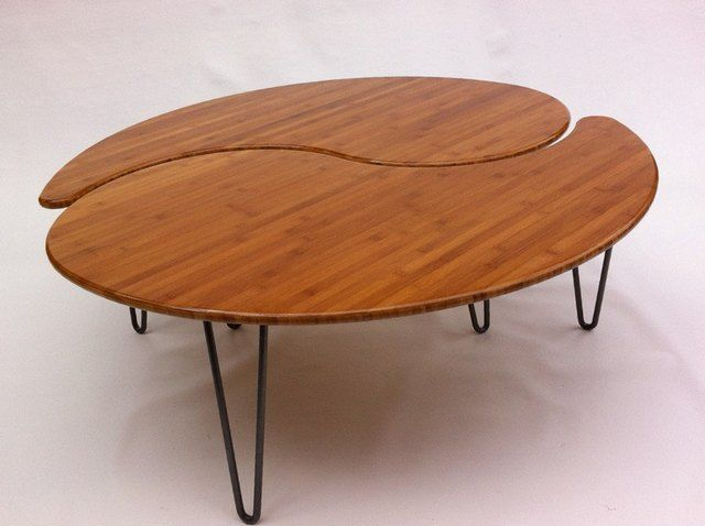 Yin yang clermont coffee table pinterest for Table yin yang basse