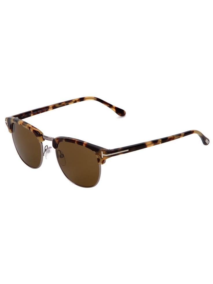 tom ford 39 henry 39 sunglasses eyewear pinterest. Black Bedroom Furniture Sets. Home Design Ideas
