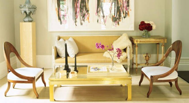 Interior Design Ideas – A New York City Home With a Paris Accent - ELLE DECOR