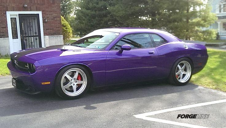 Challenger Weld Forgeline Colors Dodge Challenger Forum