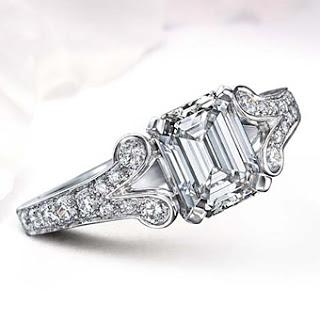 Vintage Cartier Engagement Rings Design