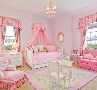 girls bedroom with fireplace - Google Search peep!