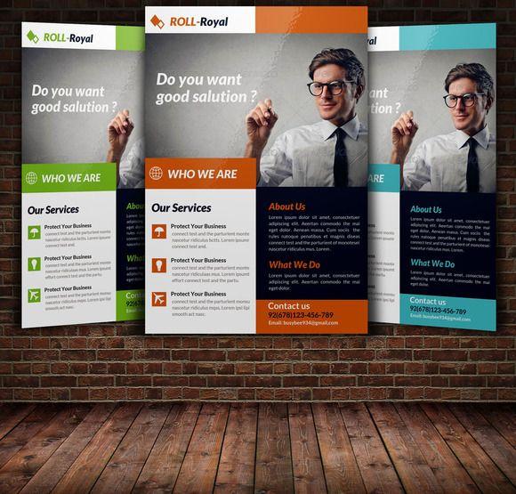 Business Flyer Templates  Hloomcom