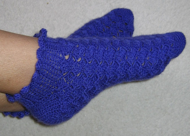 Cool Crochet Patterns : Cool crochet stich slippers free pattern Crocheting. Pinterest
