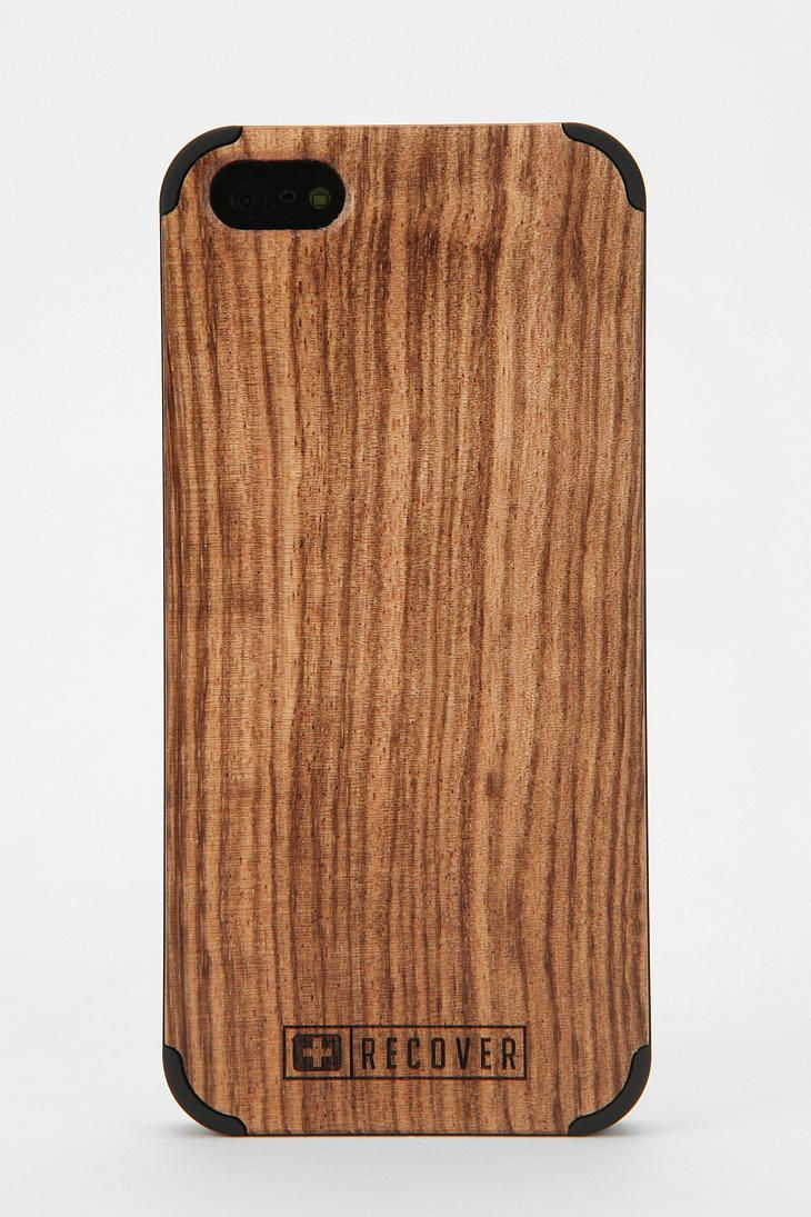 Recover Wood Iphone 5 5s Case