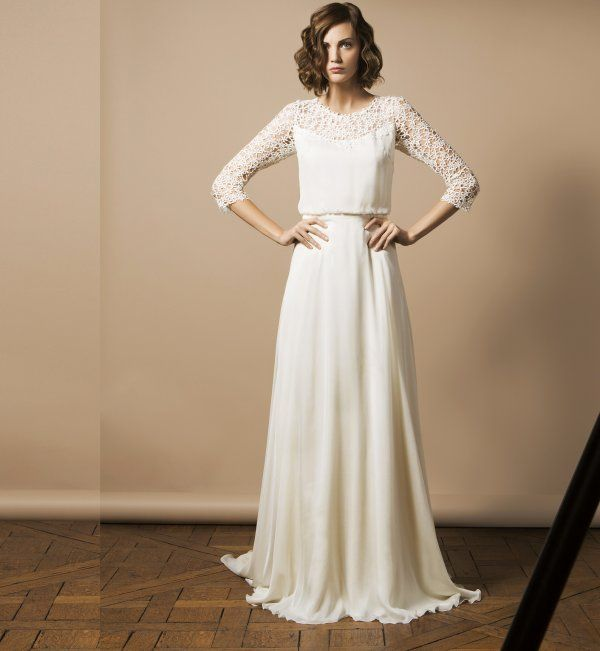 Robes de mariée Delphine Manivet  Someday My Prince Will Come  Pint ...