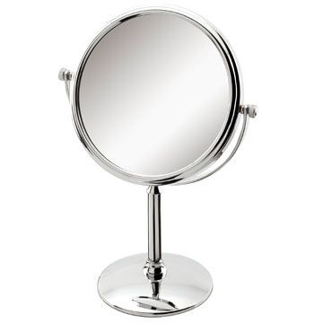 Free Standing Magnifying Mirror Bathroom Mirrors Pinterest