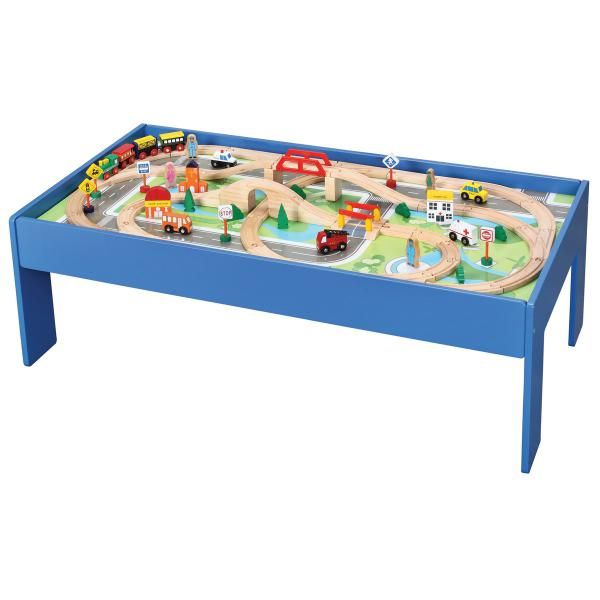 Train table set for 2 year old 97s