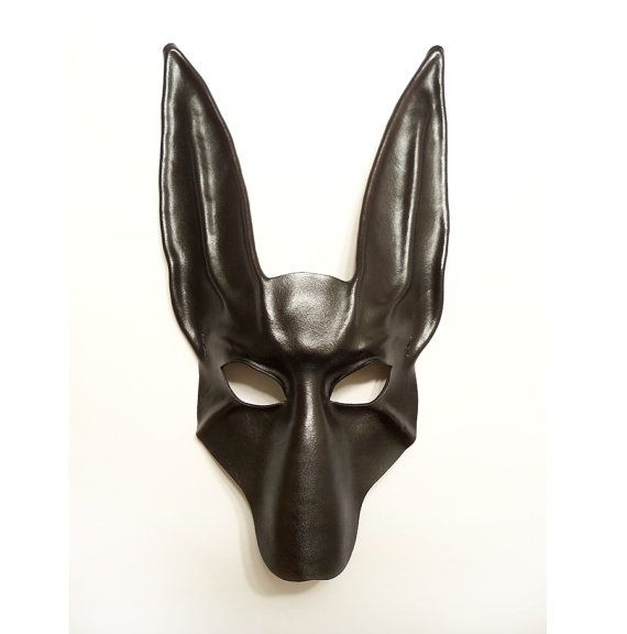 black jackal leather mask anubis egypt egyptian dog by teonova 138