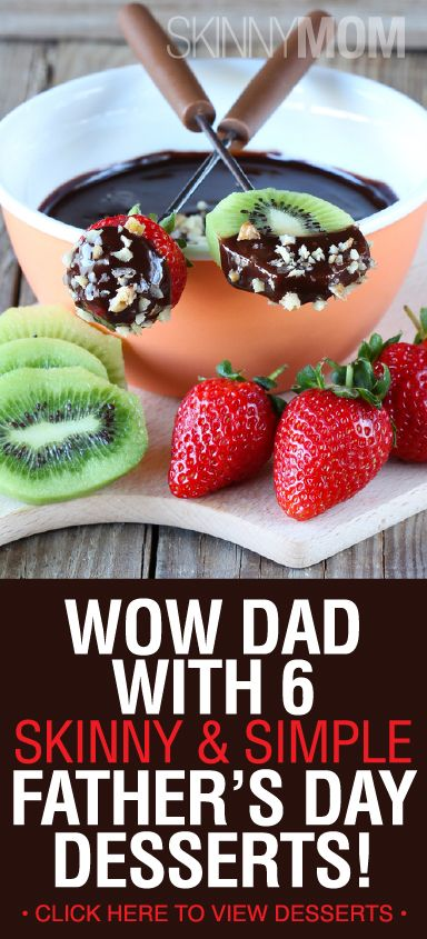yummy father's day desserts