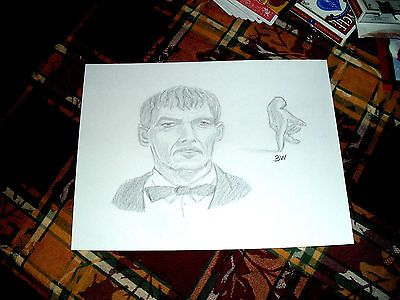 Addams family lurch thing drawing