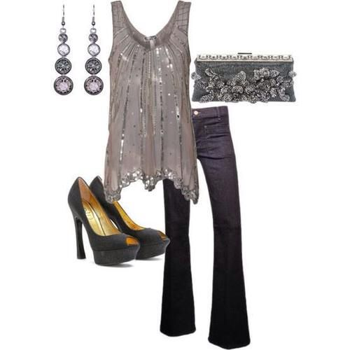 Dinner party outfit my style pinterest for Outfit ideas for dinner party