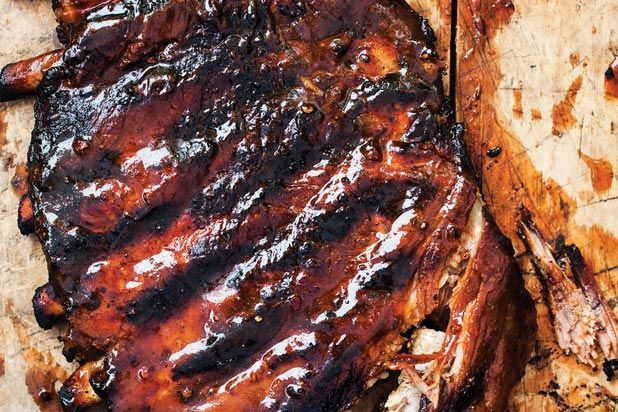 Best-Ever Barbecued Ribs Recipes | on the grill | Pinterest