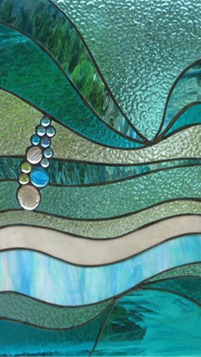 beautiful stained glass wallpaper - photo #34