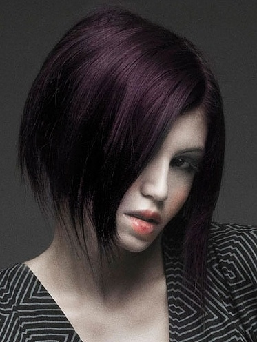 purple tint Toni I'm in love with this whole look! love purple hair ...