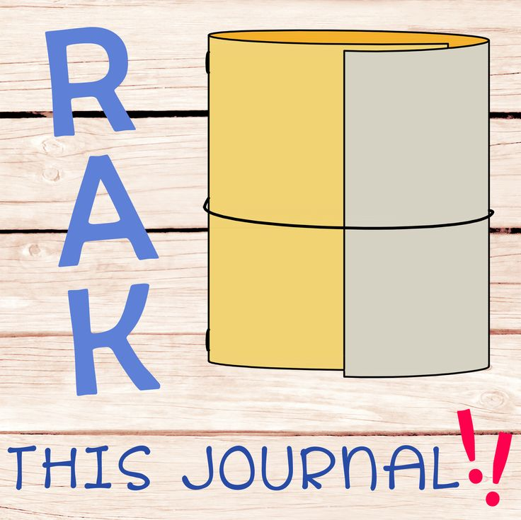 RAK this journal