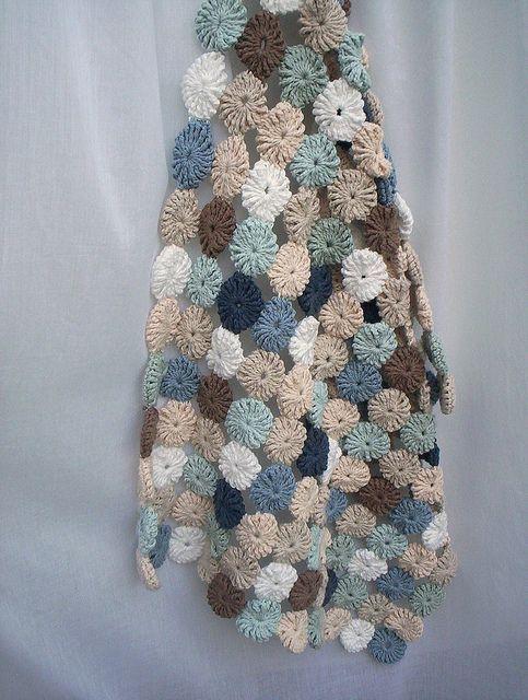 Crocheting Yo : yo - yo en crochet Teje Que Teje Pinterest