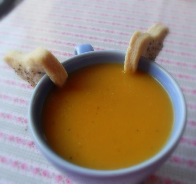 Creamy Sweet Potato Soup   Soups   Pinterest