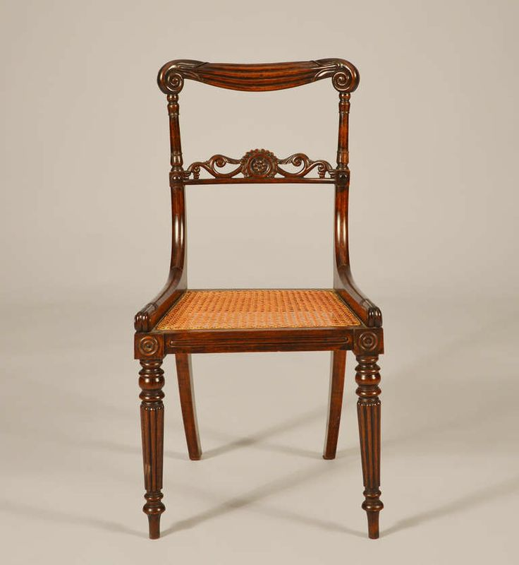Set of eight anglo indian chairs from a unique for Modern dining chairs india