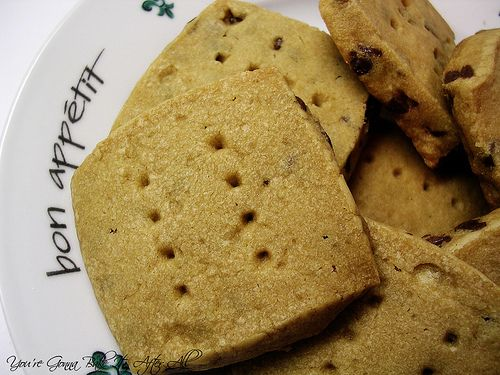 Espresso Chocolate Chip Shortbread | Baking - cookies/muffins/pies/et ...