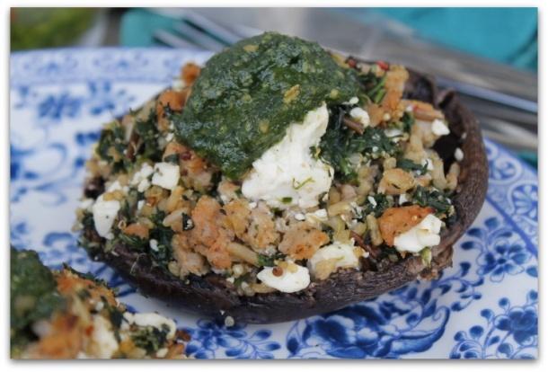 Sausage & Feta Stuffed Mushrooms | Get in my belly! | Pinterest