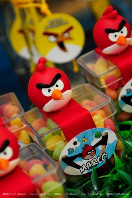 decoracao festa angry birds:Angry Birds Birthday Party Ideas