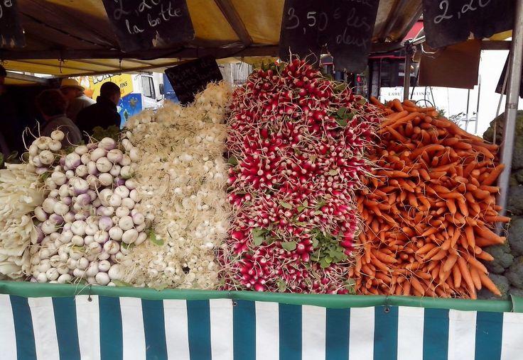 la bastille market