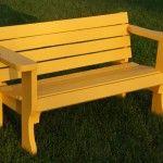 park bench plans | Porch swings, benches, etc. | Pinterest
