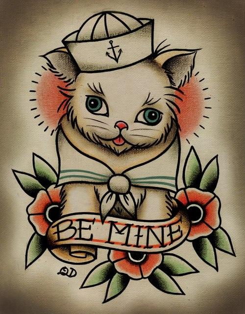 Cat tattoo design. #tattoo #tattoos #ink