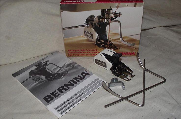 walking foot for bernina sewing machine