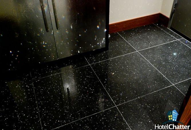 23 Brilliant Black Bathroom Tiles With Glitter | eyagci.com