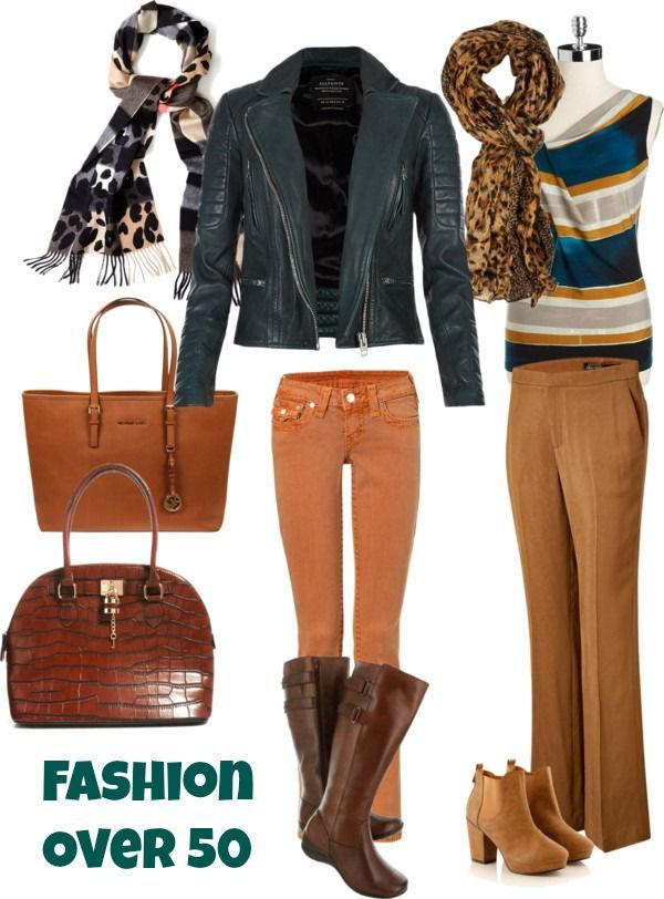 Fashion+For+Women+Over+50 | Fashion tips for women over 50 who still