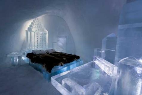 Ice Hotel In Iceland Iceland Pinterest