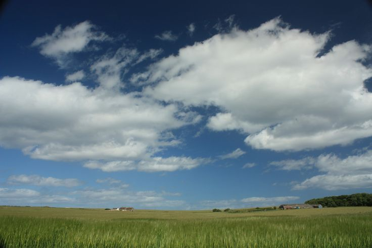 Reasons to Love Montana No. 9: A BIGGER SKY!