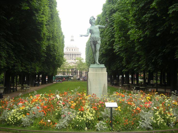 Statue Luxembourg Gardens Paris J 39 Aime Paris Pinterest