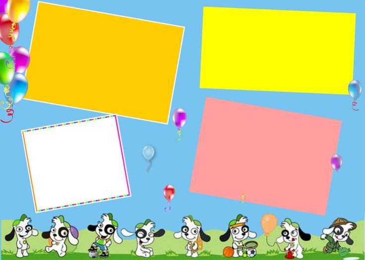 Moldura/fundo Doki - mais molduras? http://mayrazupo.blogspot.com.br/