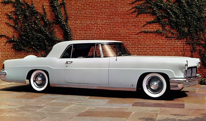 1957 lincoln continental mark ii used car lot pinterest. Black Bedroom Furniture Sets. Home Design Ideas