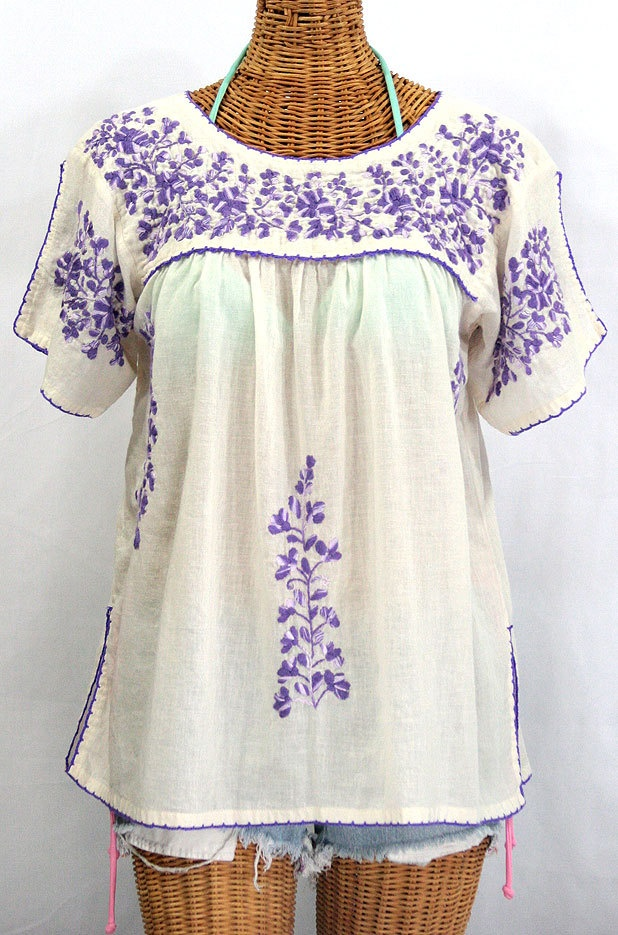 Mexican Blouse Pattern